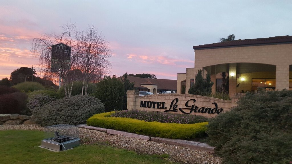 Motel Le Grande