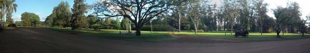 Vista del parque.
