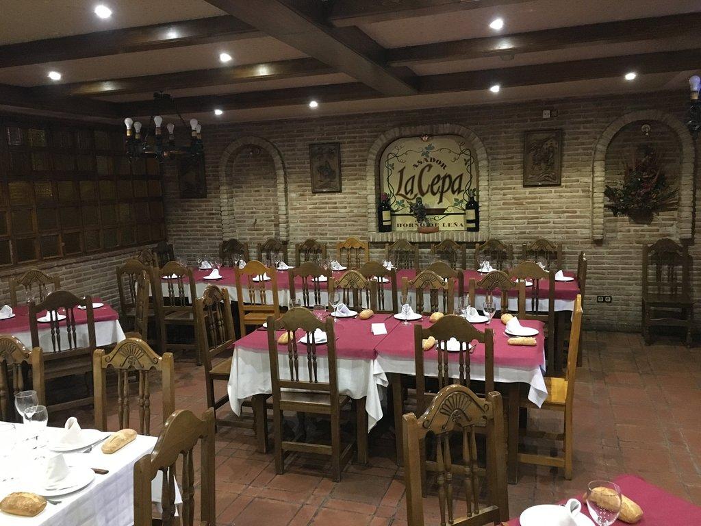 imagen Restaurante La Cepa en Madrid
