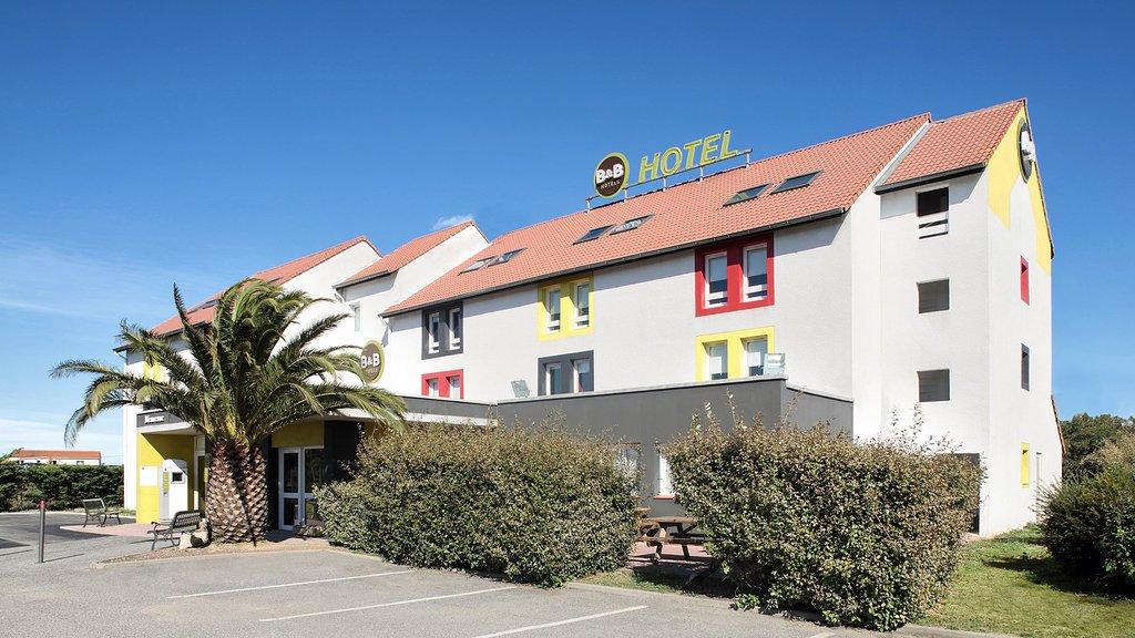 B&B Hotel Perpignan Nord Aeroport