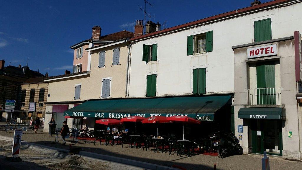 Hotel Bressan du XXe Siecle