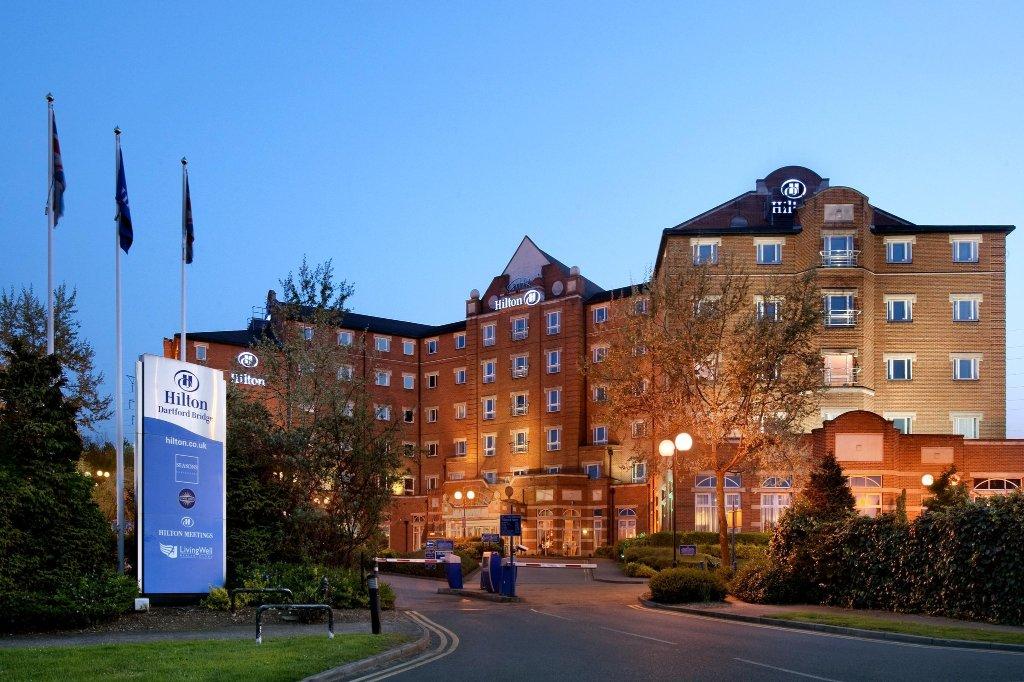 โรงแรมฮิลตัน ดราฟท์ฟอร์ด บริดจ์
