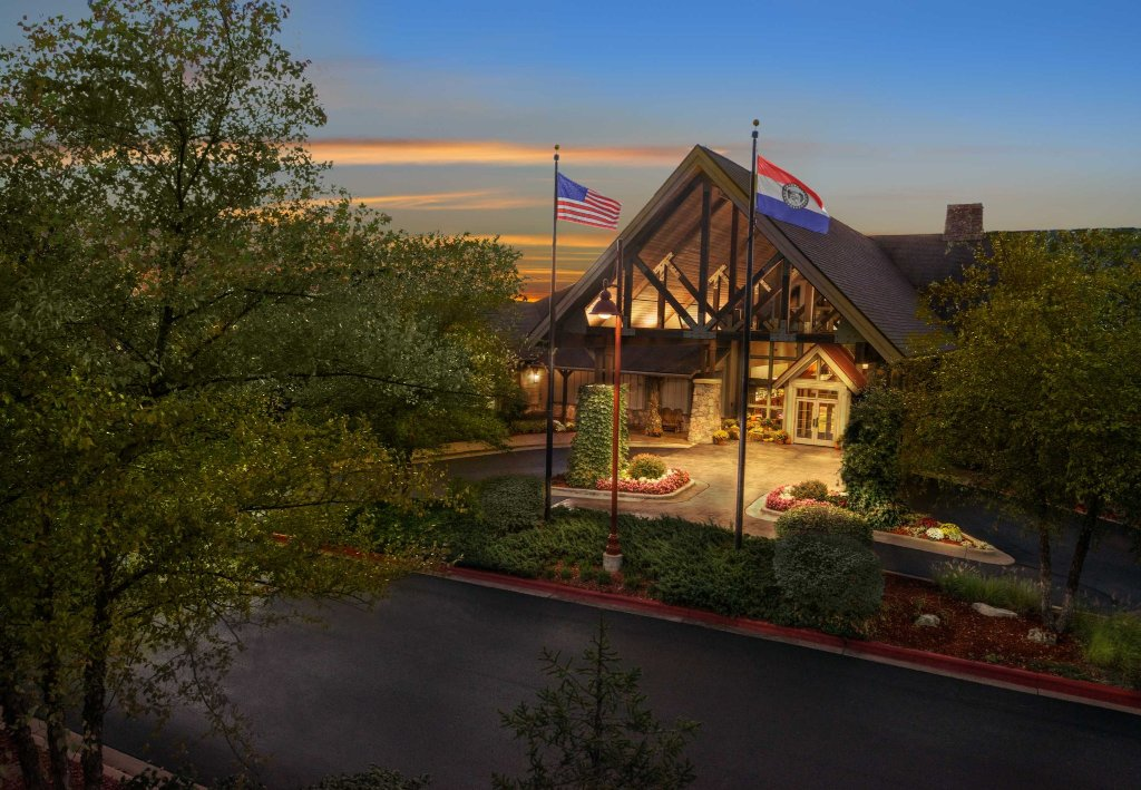 Marriott's Willow Ridge Lodge