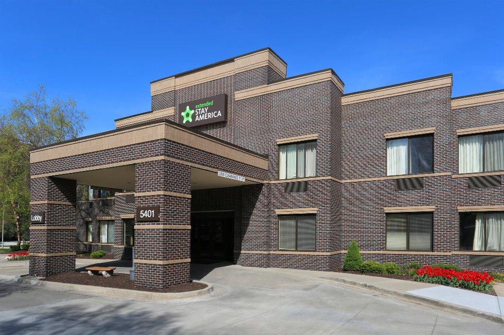 坎薩斯城歐弗蘭派克納爾大道美國長住飯店