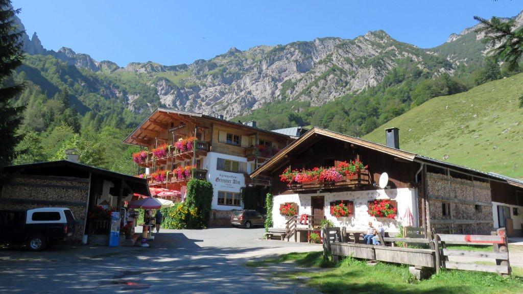 Alpengasthaus Griesner Alm