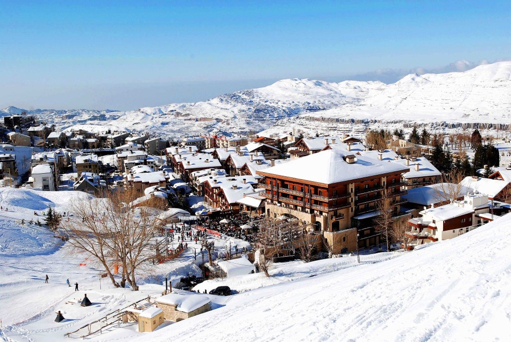 InterContinental Mzaar Mountain Resort & Spa