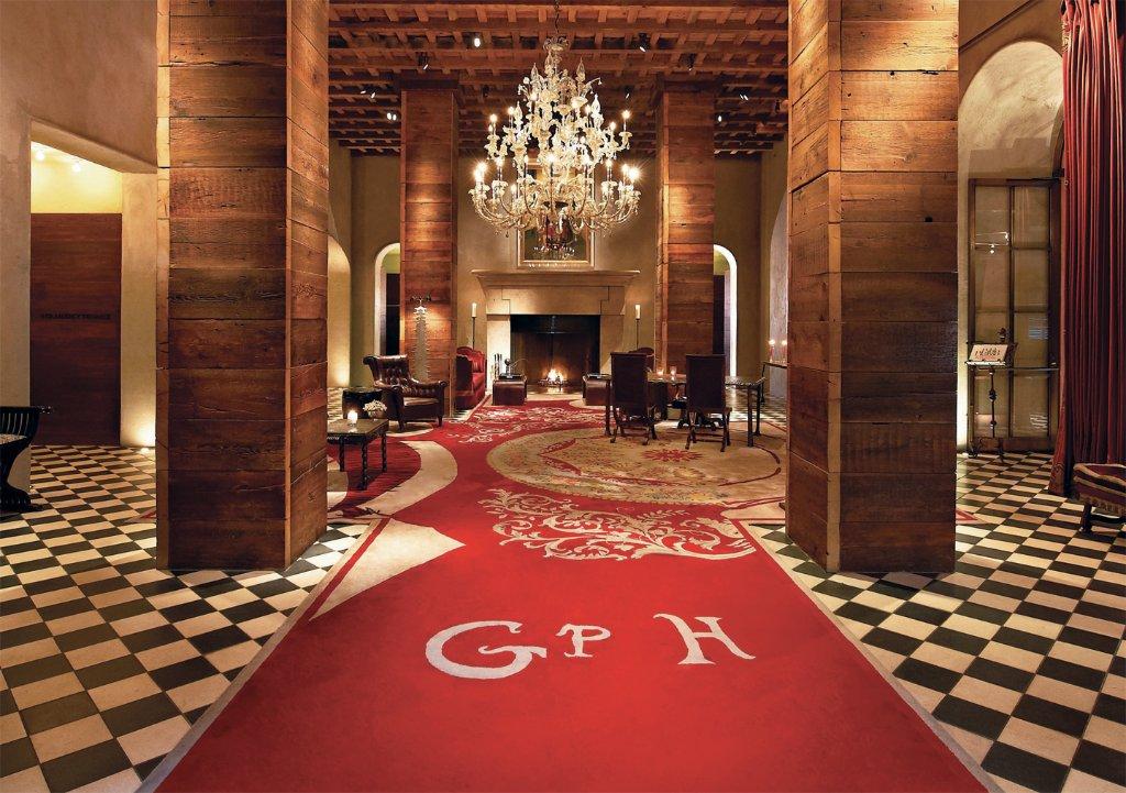 โรงแรมกราเมอซี่พาร์ค