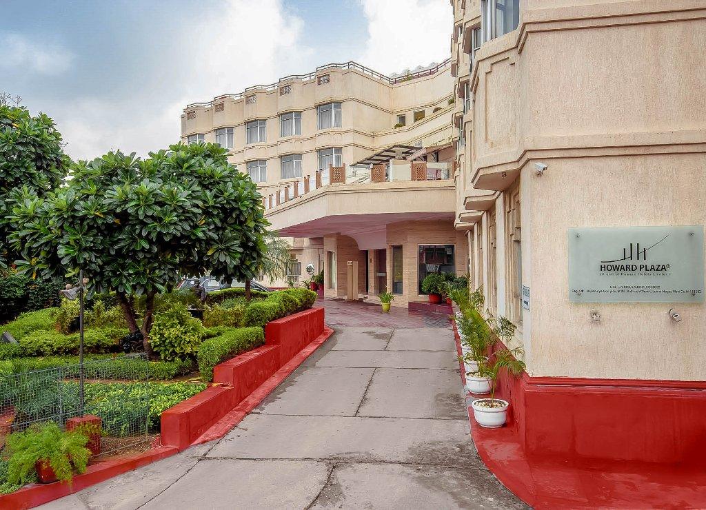โรงแรมโฮวาร์ด พลาซ่า อักกรา