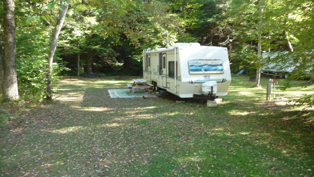 Austin Campground at Nelson Run