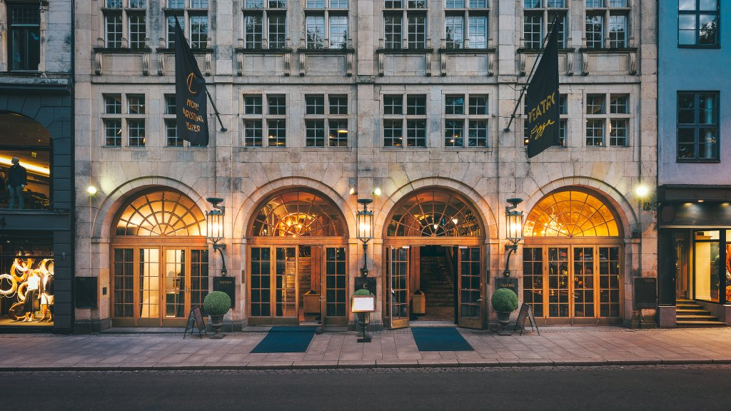 Hotel Christiania Teater