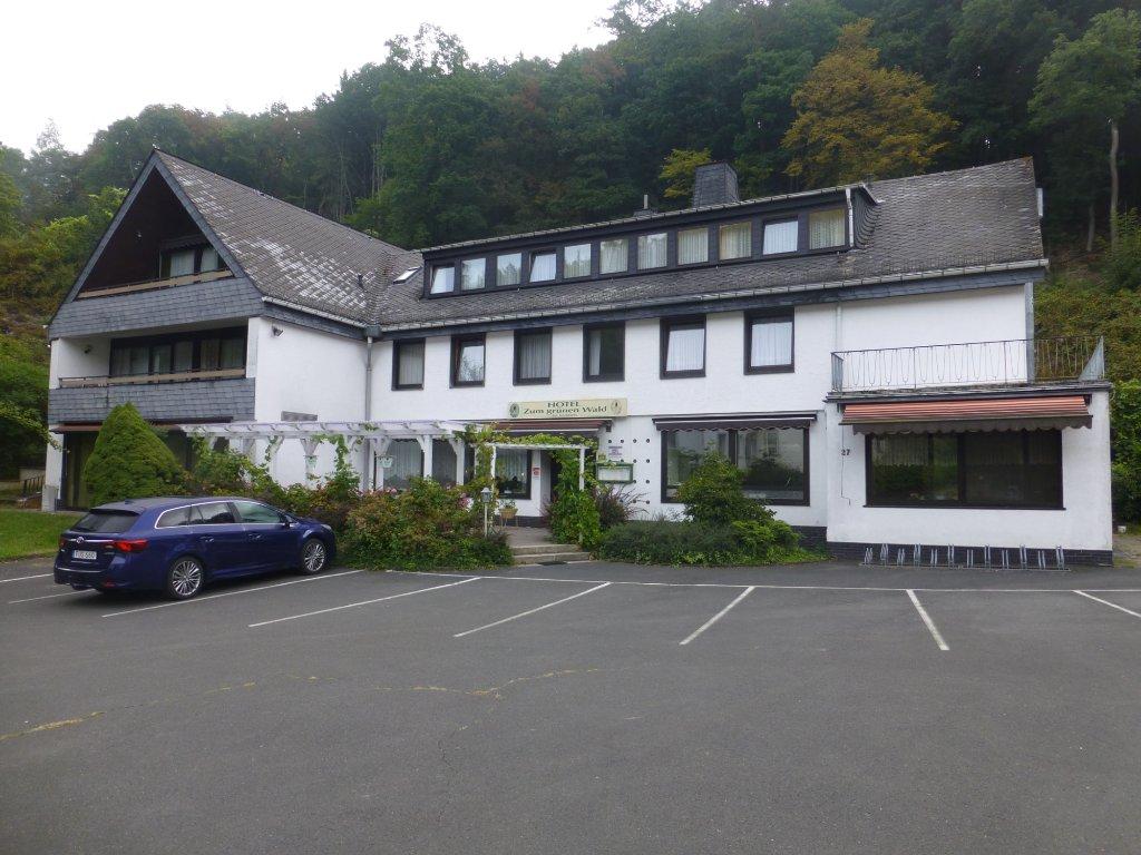 Hotel Zum gunen Wald