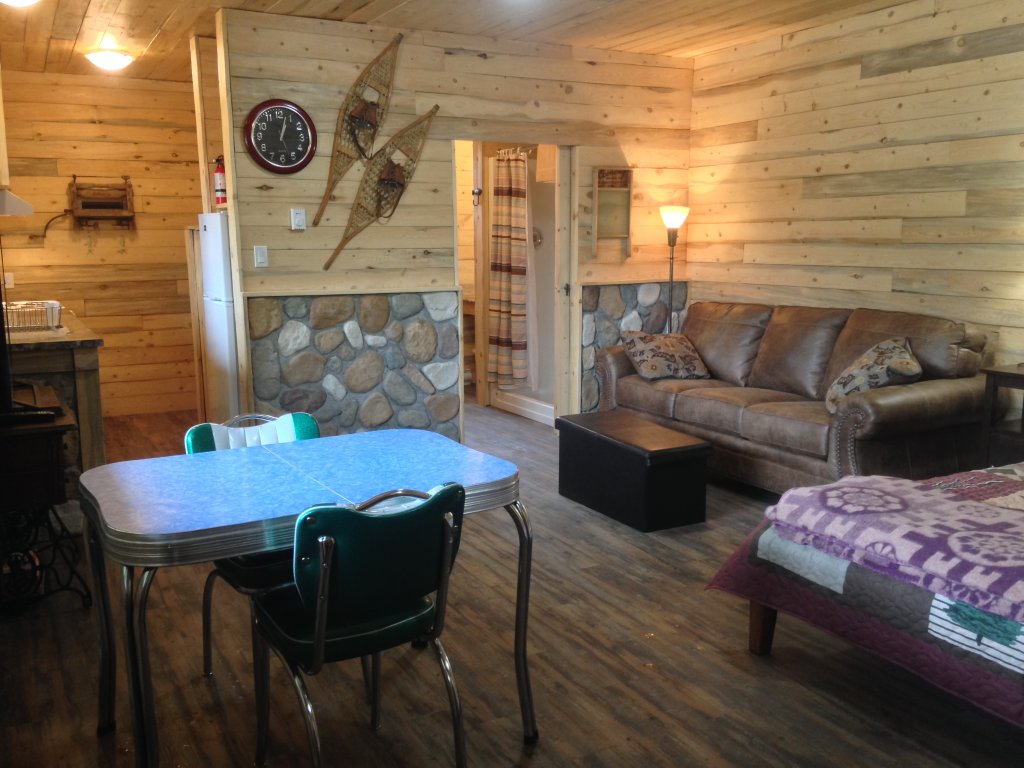 Glacier View RV Park & Cabins