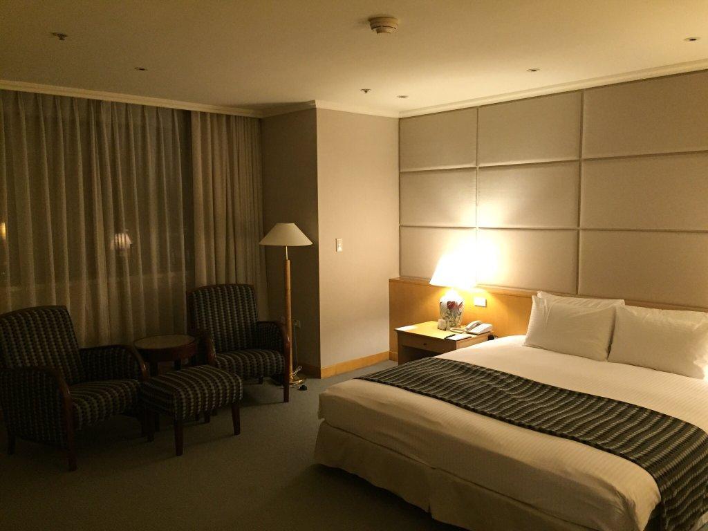 チャイナトラスト ホテル(中信大飯店)