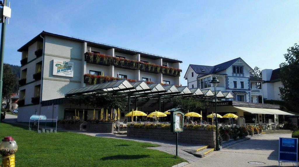 Strandhotel Prueller