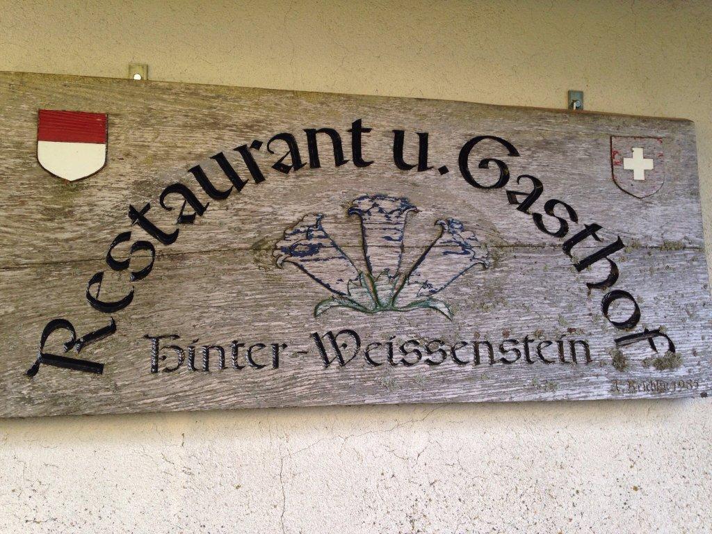 Gasthof Hinter-Weissenstein