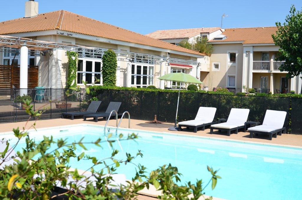 Hotel Mas des Piboules