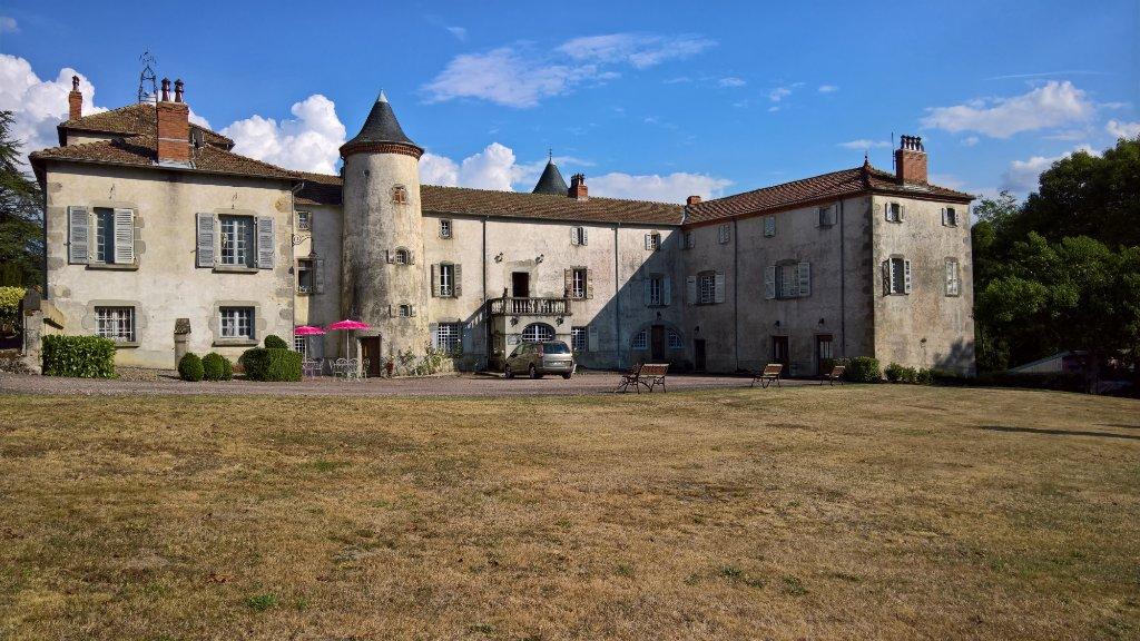 Chateau de Chantelauze