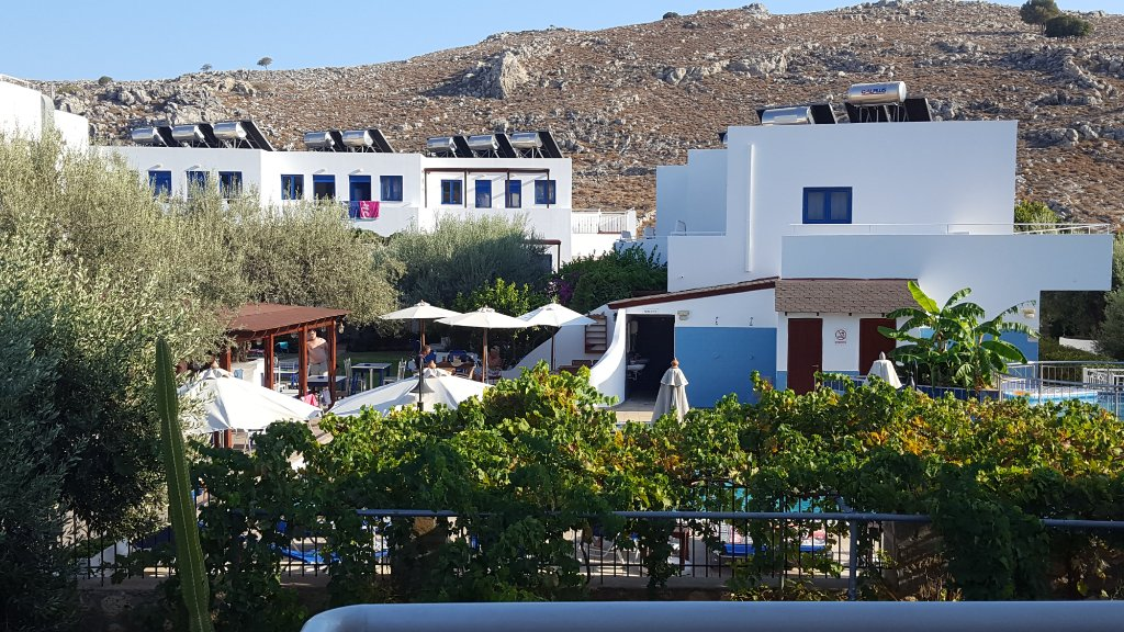 Lindos Blue Sky Studios and Apartments