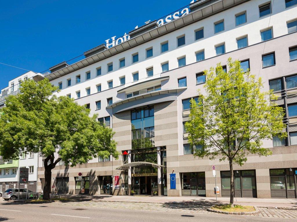โรงแรมออสเตรียเทรนด์ลาสซัลเล