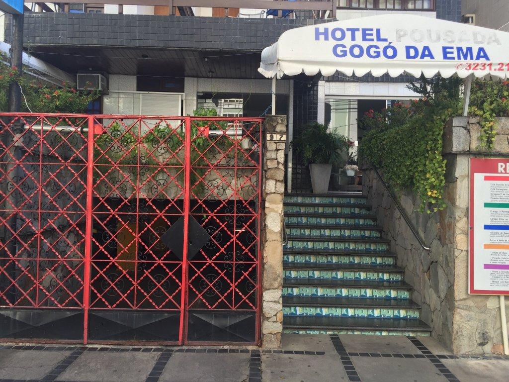 Hotel Pousada Gogo da Ema