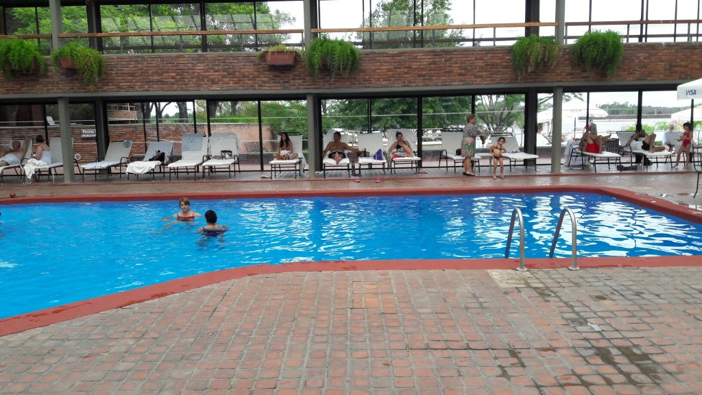 Hotel Horacio Quiroga Spa Thermal