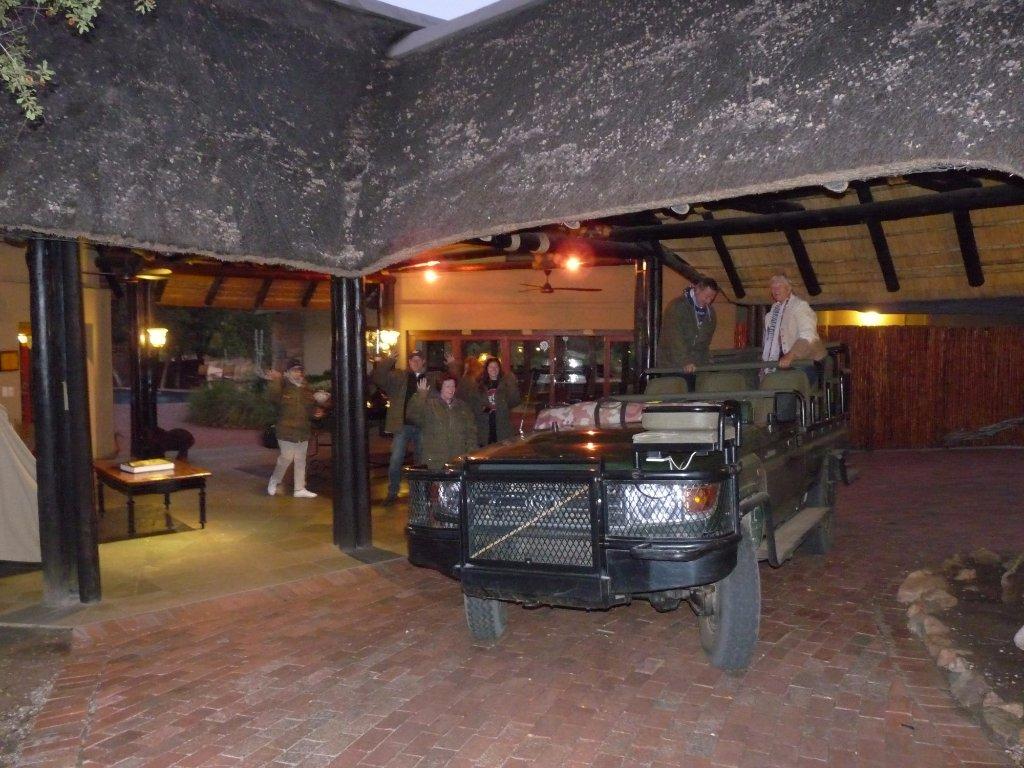 蘇姆巴拉拉野生保護旅館