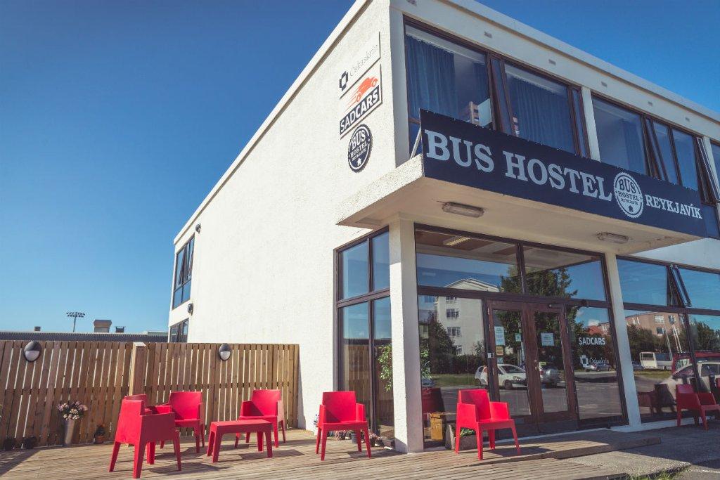 Bus Hostel