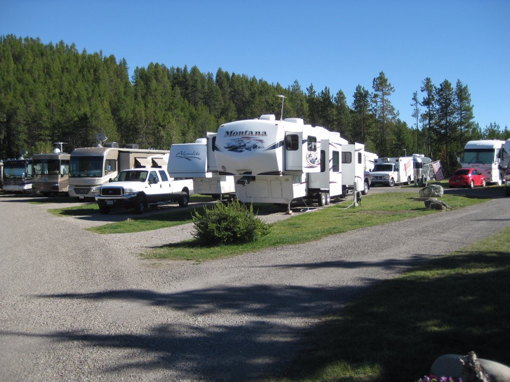 North American RV Park & Yurt Village