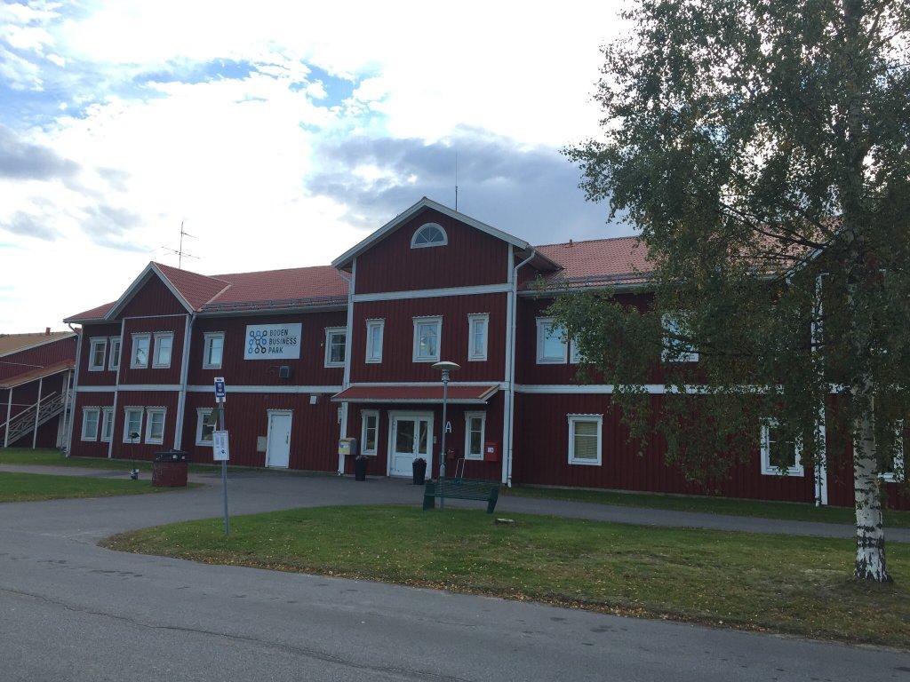Skapa Foretagsby