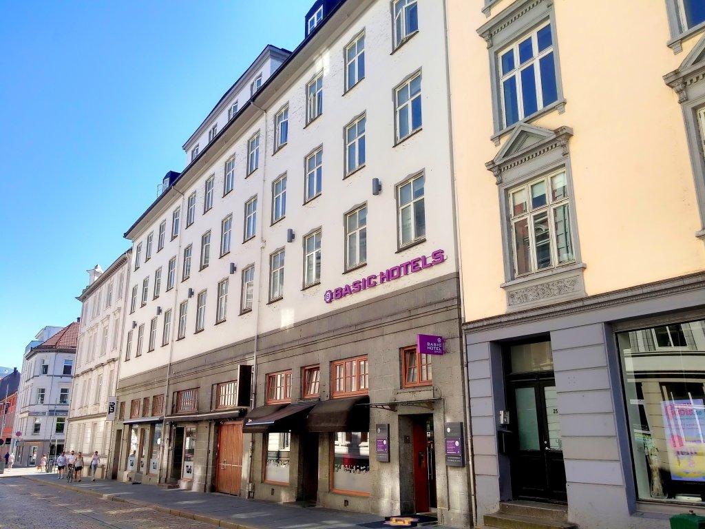 ベーシック ホテル ベルゲン