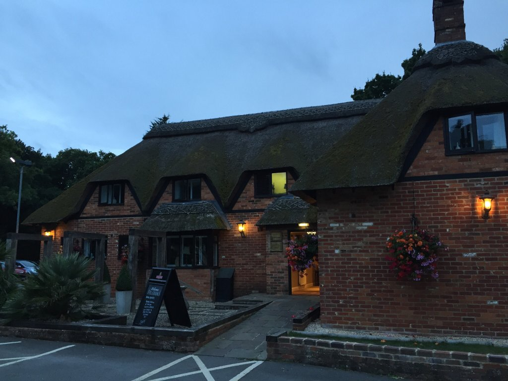 The Pilgrim Inn