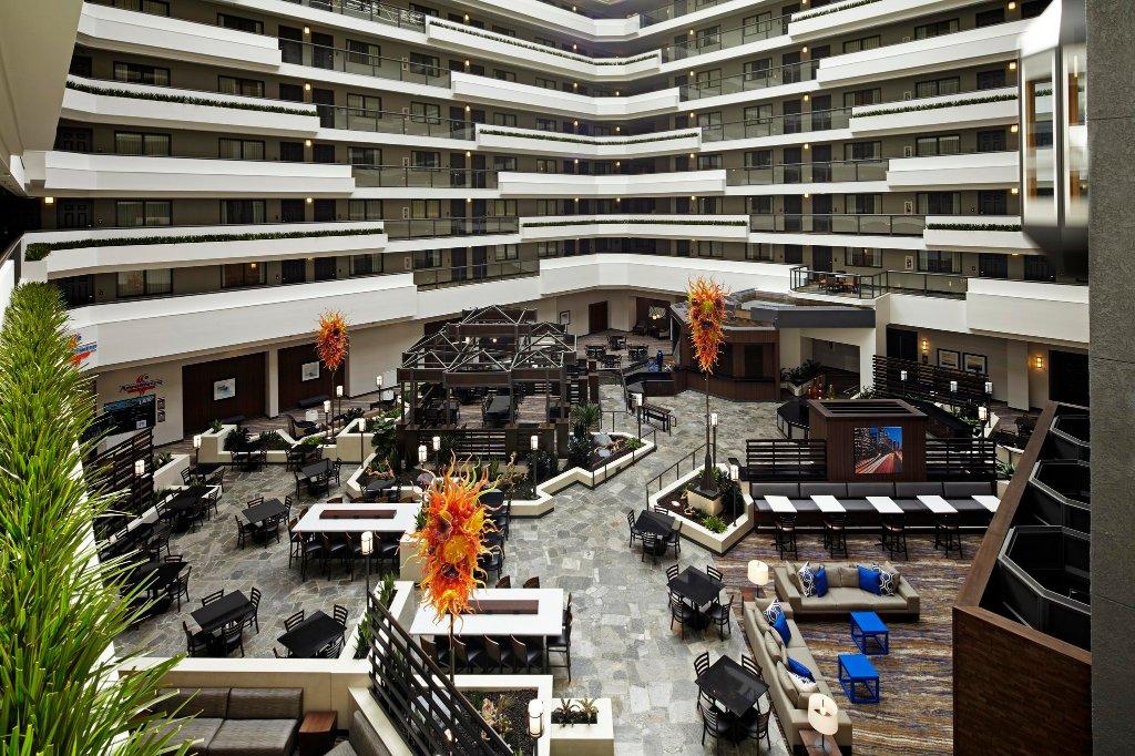洛杉磯國際機場北希爾頓大使套房飯店