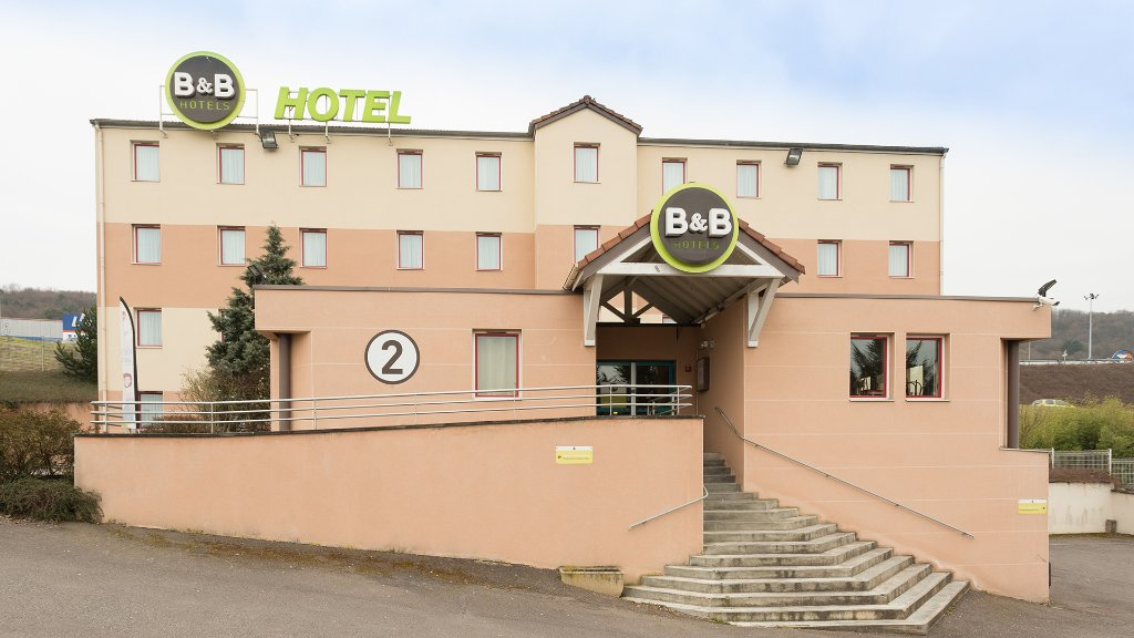 B&B Hotel Nancy Frouard 2