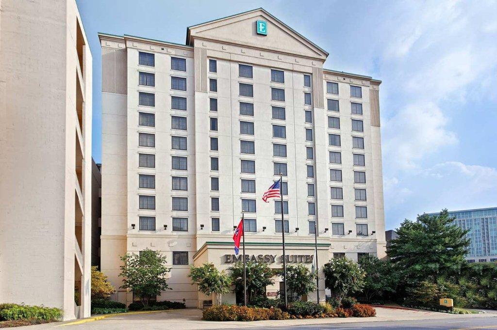 エンバシー スイーツ ホテル ナッシュビル アット バンダービルト