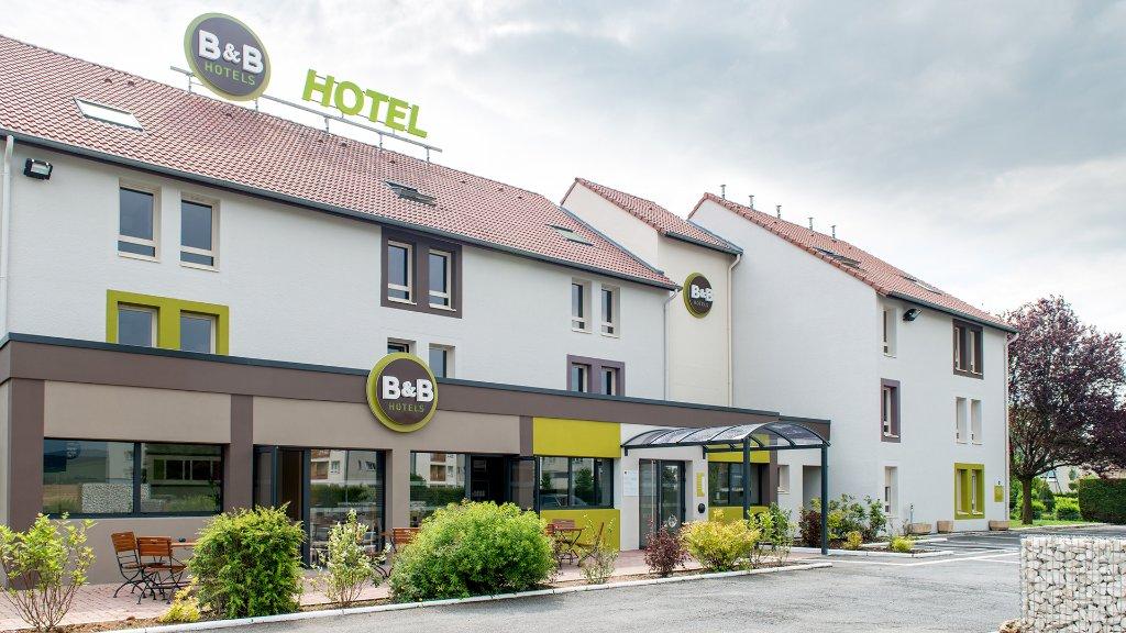 B&B Hotel Verdun