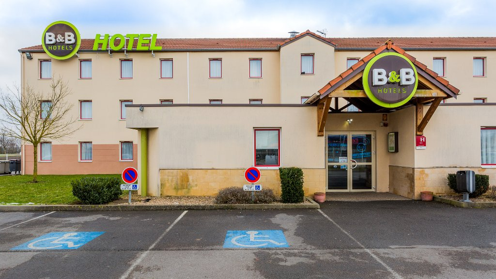 B&B Hotel Metz Semecourt
