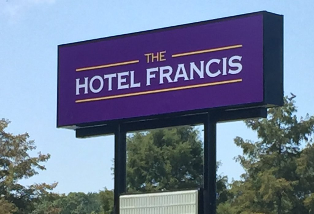 The Hotel St. Francis