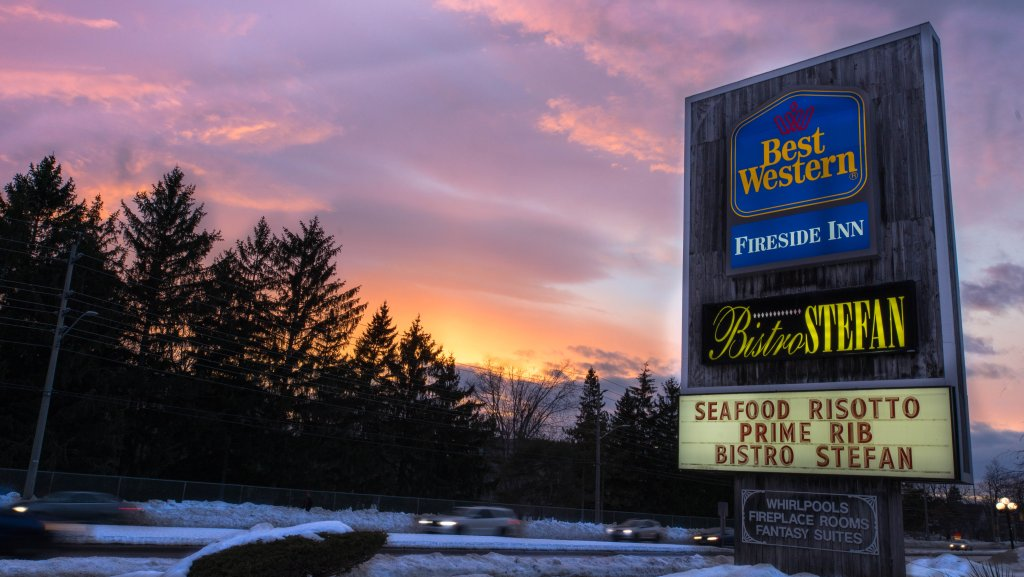 Best Western Fireside Inn