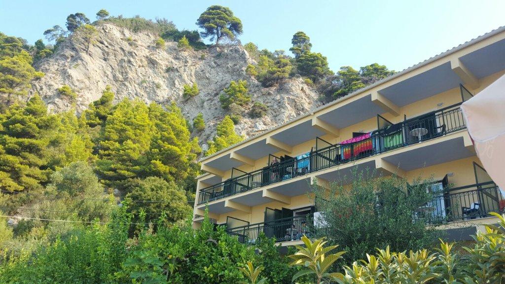 Glyfada Beach Hotel Corfu