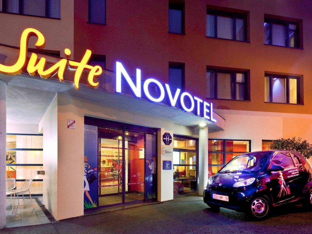 スイート ノボテル パリ ヴェリジー