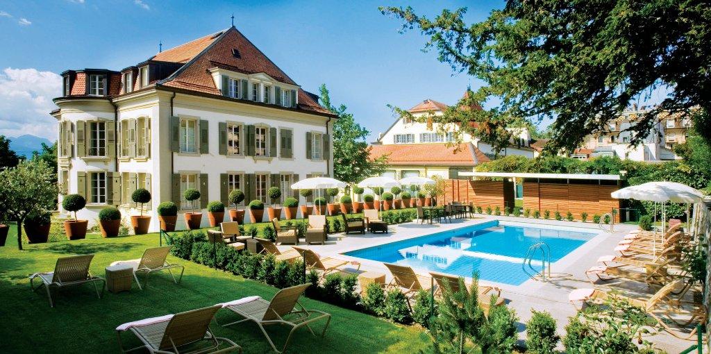 Angleterre & Residence Hotel