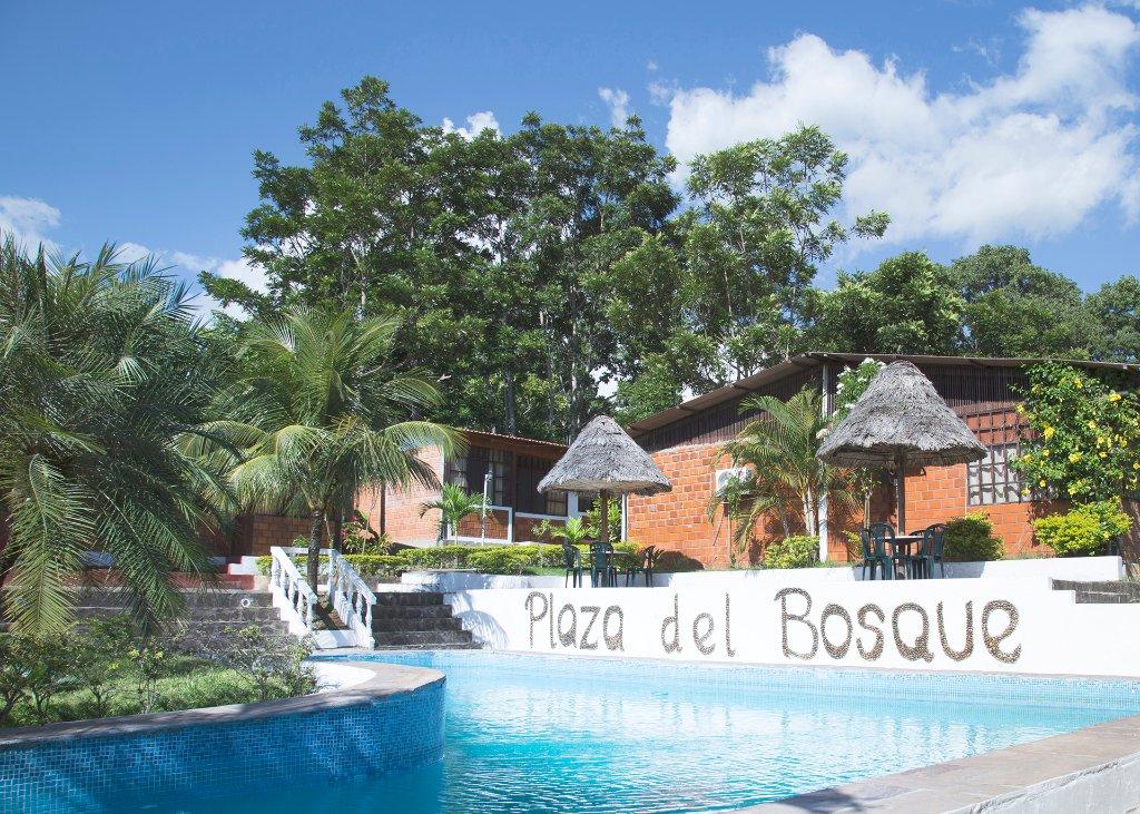 Plaza del Bosque