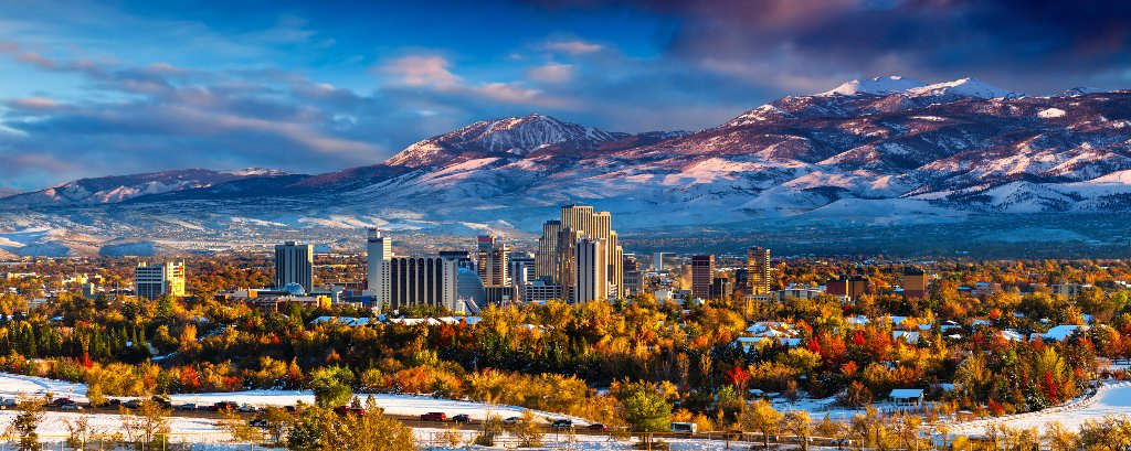 Winter is Ski Season in Reno