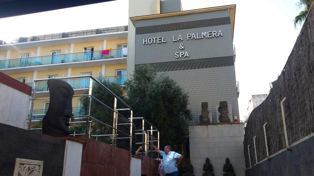 Hotel La Palmera