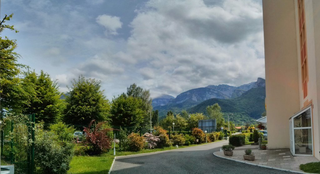 Hotel Amys Grenoble Voreppe