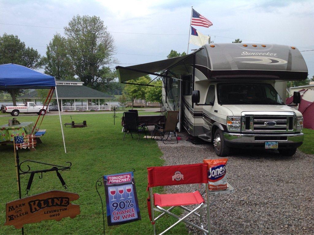 Long Lake Park Campground