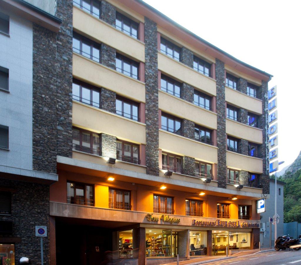 Insitu Eurotel - Andorra