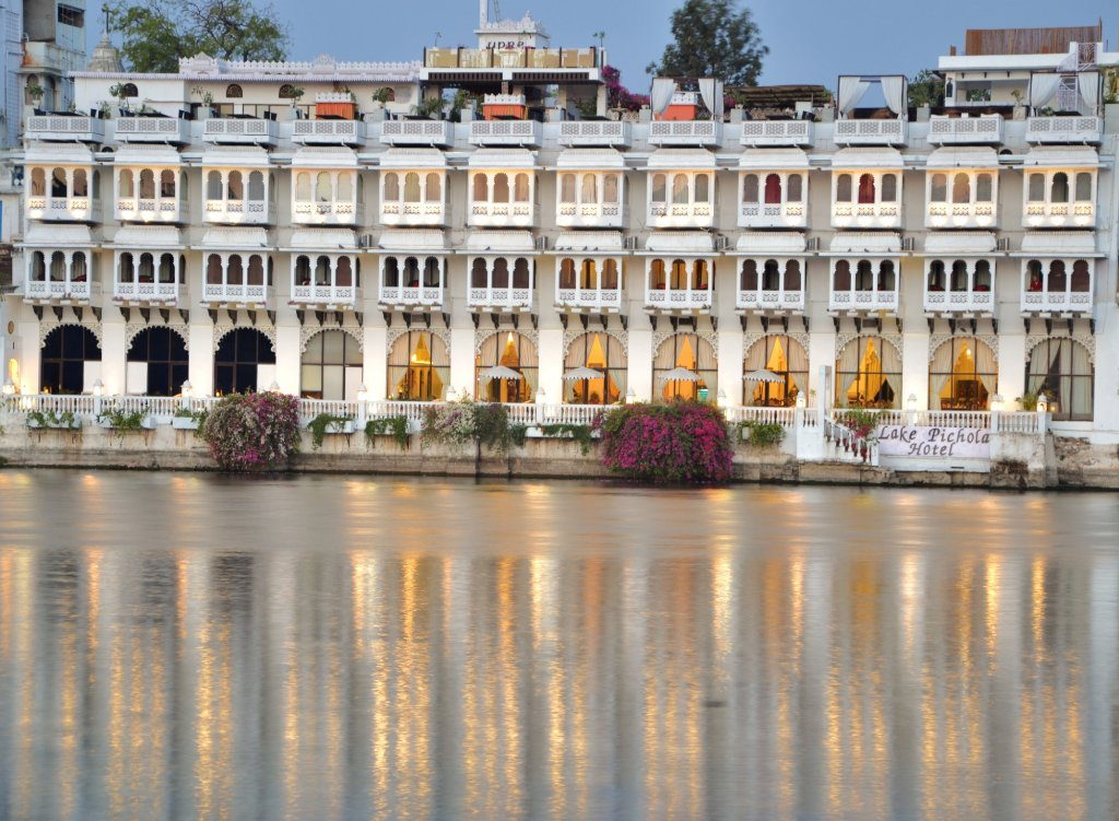 Lake Pichola Hotel
