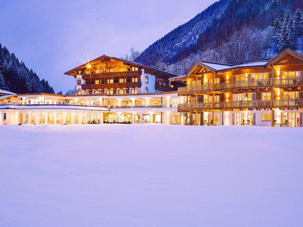 雪絨花維塔爾飯店