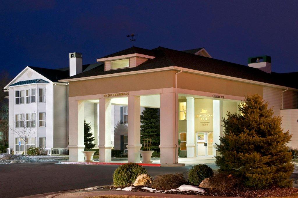 鹽湖城米德維勒/桑迪希爾頓惠庭套房飯店